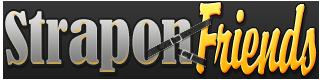 Strapon Friends logo